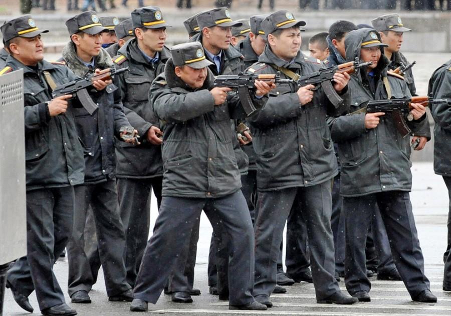 В Казахстане начались массов…