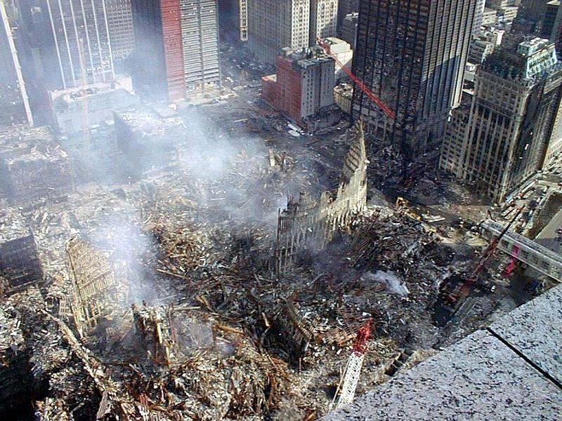 Решение Трампа в годовщину терактов 11 сентября