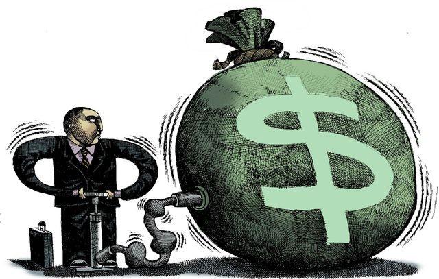Александр Роджерс: «Морган Стенли», Мнучин и Трамп запускают механизм гиперинфляции
