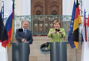 """Путин: """"Северный поток-2"""" не закрывает возможности транзита газа через Украину"""