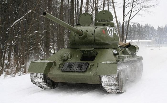 Ну где еще можно почувствовать себя настоящим танкистом! /Фото:http:mirputeshestvii.ru
