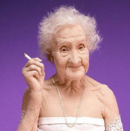 Она прожила больше 122 лет, особо не заморачиваясь... Видимо, судьбе просто нравилось, как живет эта мадам...