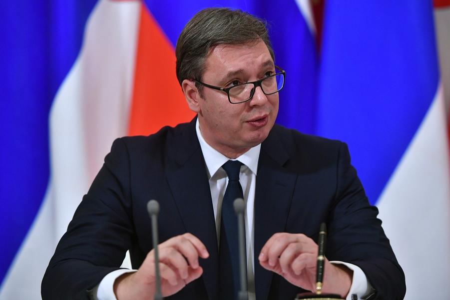 Сербия опять пообещала хранить верность России