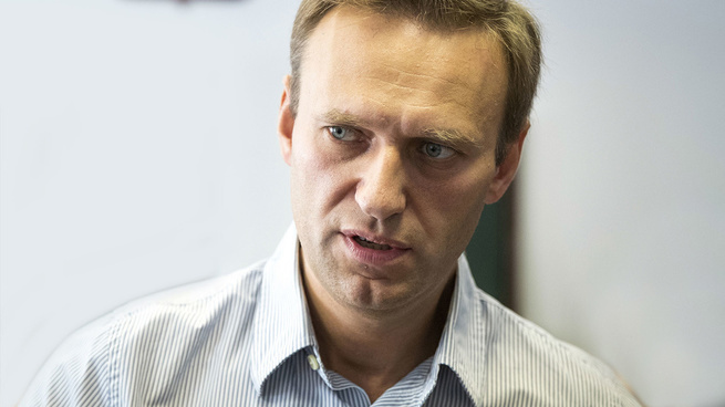 Навальный организовал провок…