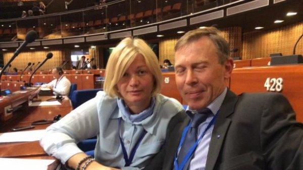Украинская делегация шокиров…