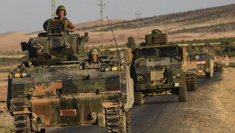 Турция планирует нарастить военное присутствие в Идлибе