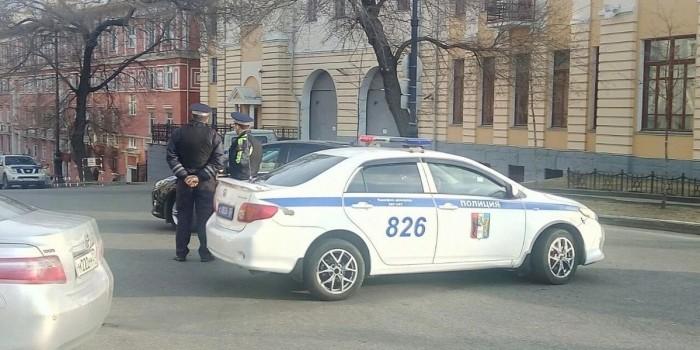 В Хабаровске напали на приемную ФСБ, есть погибшие
