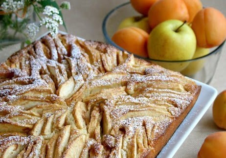 Потрясающий корнуэльский яблочный пирог — лучшая выпечка осени!