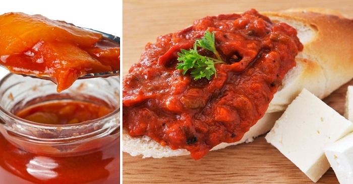 Рецепт соуса из баклажанов