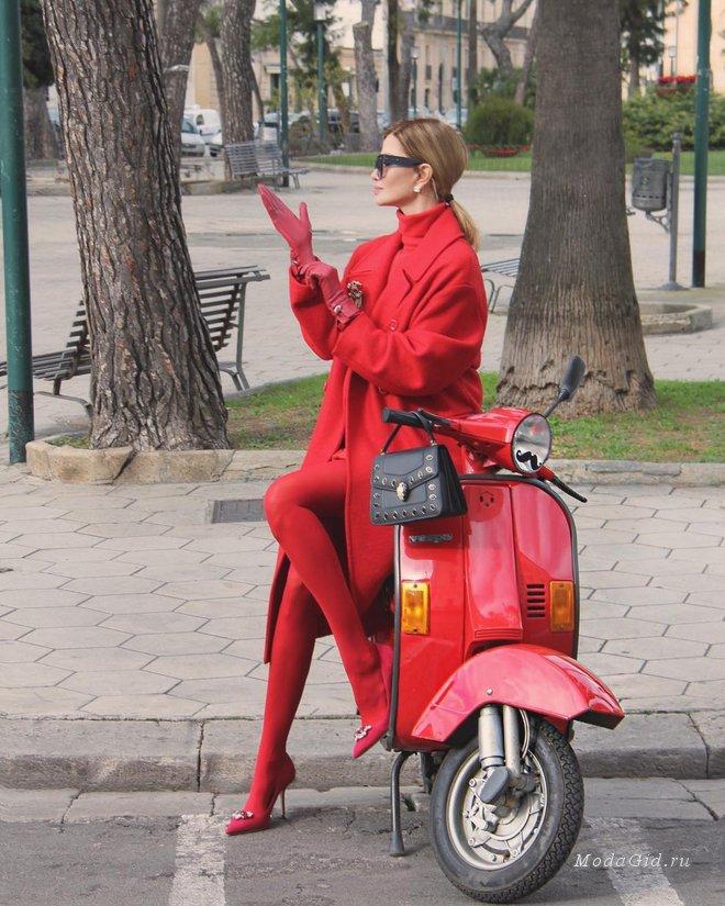 Модная 49-летняя Zaklina Berrido Pisano или #бабушкакотораялюбитмоду