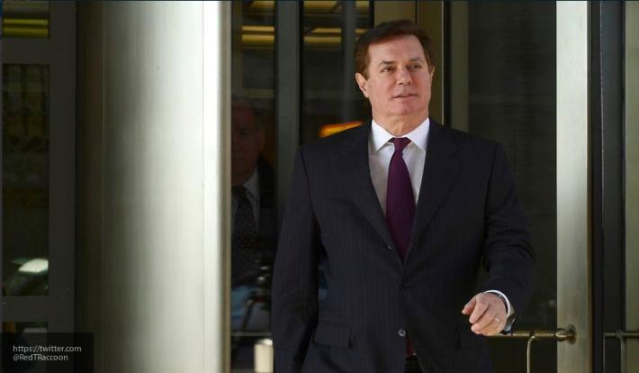 ABC: Манафорт согласился на сделку со следствием