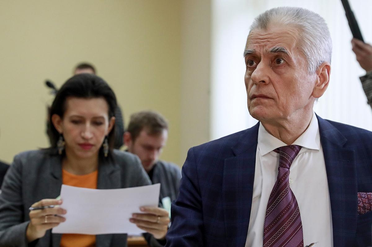 Онищенко рассказал, когда начнут лечить «офисное выгорание»