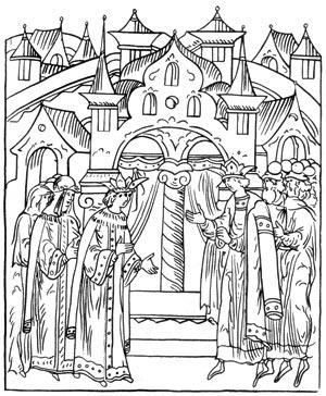 Исаак Масса. Краткое известие о Московии в начале XVII в ( Описание правления Ивана IV )