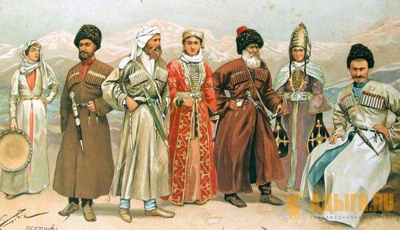 Традиционная музыка Северного Кавказа