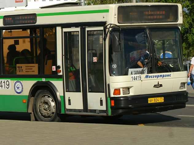Контролер высадила из автобуса ребенка на двадцатиградусный мороз