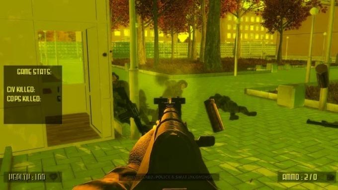 Active Shooter все-таки удалили из Steam