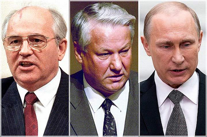 Путин призывает к дедоллариз…