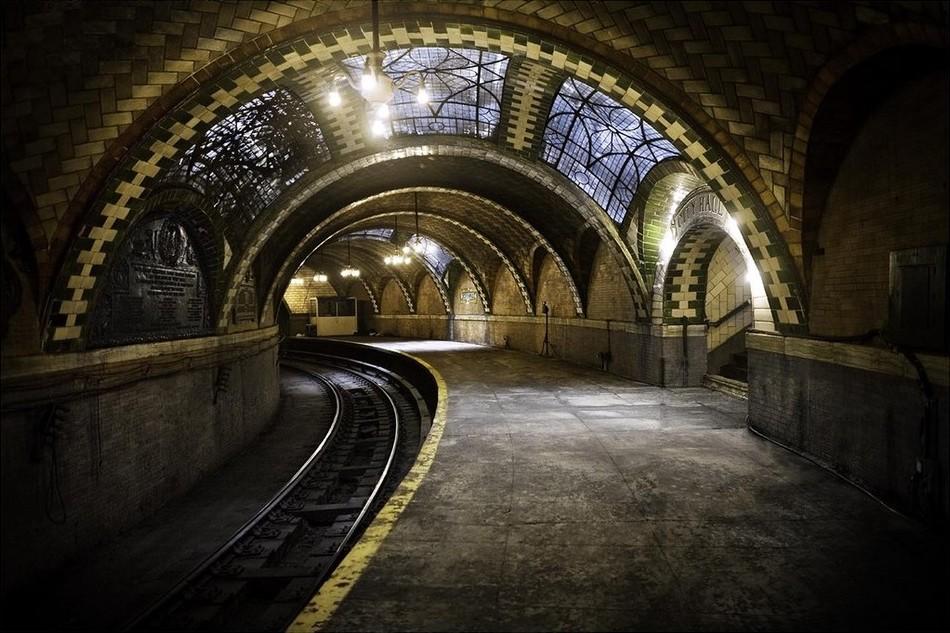 MetroStations52 17 самых волшебных станций метро со всего мира