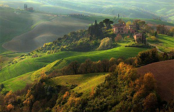 Самые красивые и интересные места на Земле (46 фото)