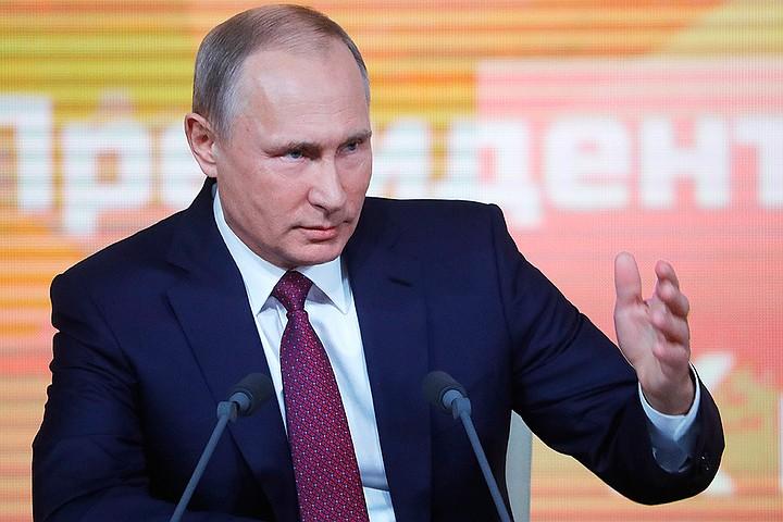 Путин призвал предельно упростить процедуры создания и ведения бизнеса