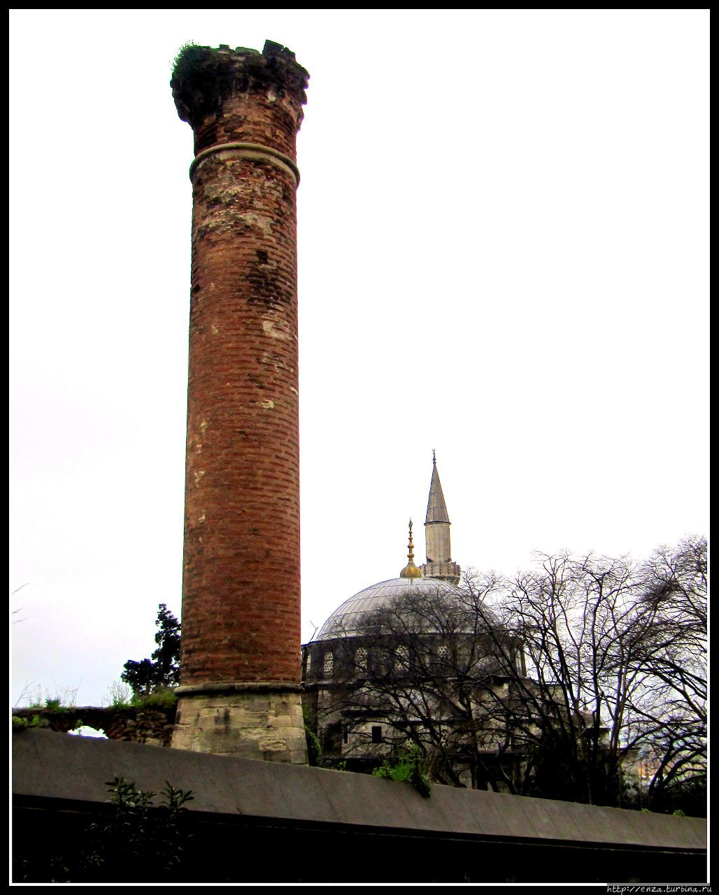 Стамбульская Атлантида или тайны под ногами