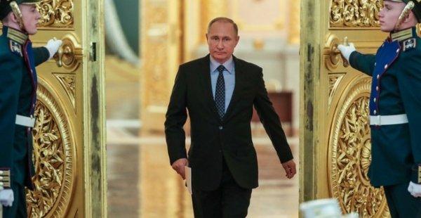 В Киеве рассказали, как чиновники и радикалы смотрели инаугурацию Путина