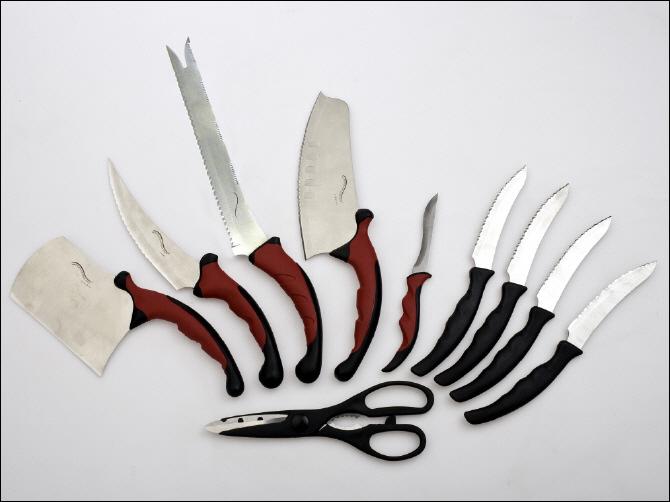 """Контр Про"" (Contour Pro Knives) - набор кухонных ножей, вид операции продам, вид ножи Витебск"