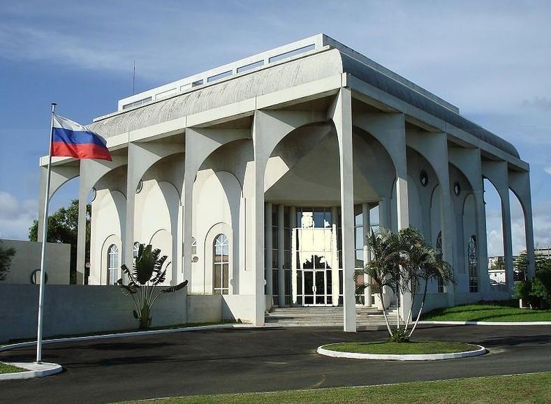 6. В Испании посольство, россия, фото, чиновники