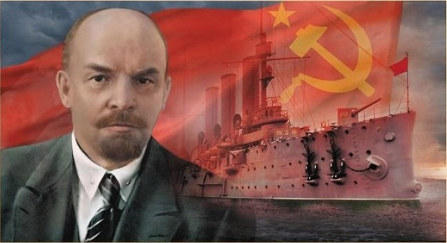 Александр Русин. 100 лет Октябрьской революции – не напрасно было!