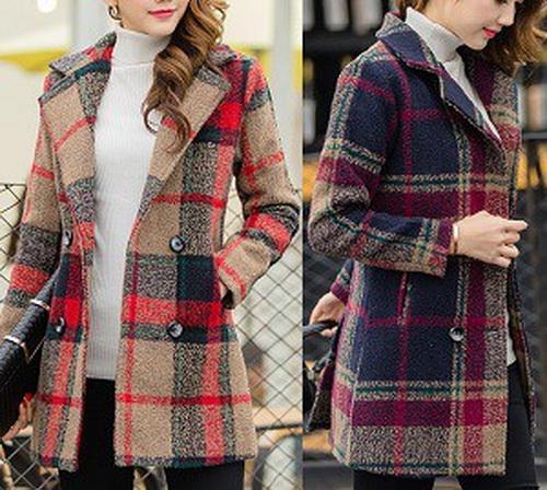 Выкройка модного будущей осенью плаща - пальто