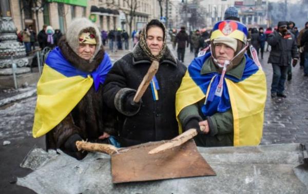 Украина – США: «непокобелима…