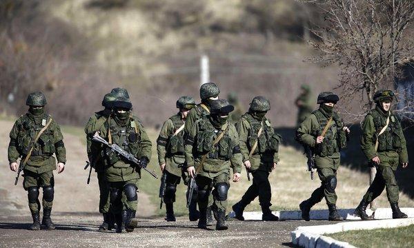 Бой был суровый: Спецы России и НАТО столкнулись в Крыму.