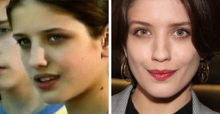 Сравните, как выглядели 16 известных российских актрис в своем первом фильме и сейчас