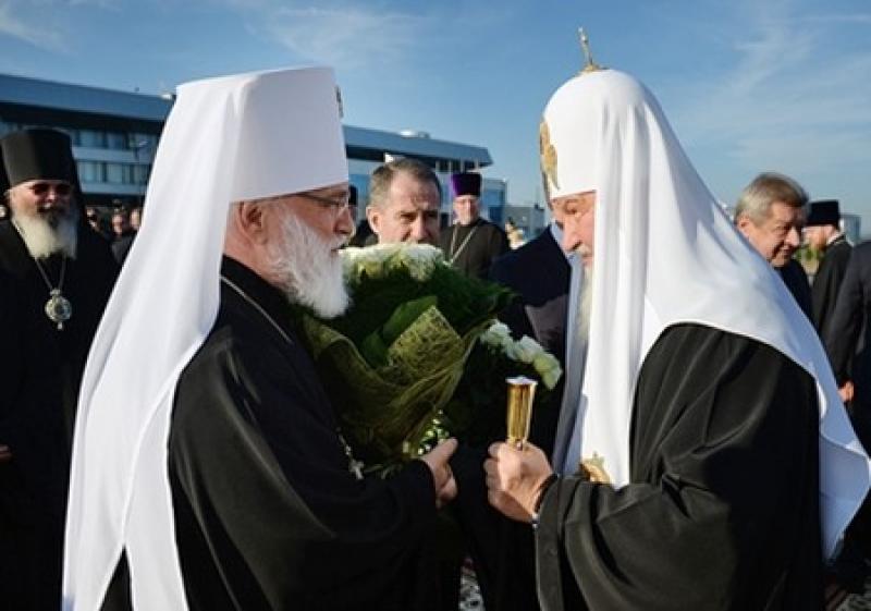 РПЦ открывает минский фронт