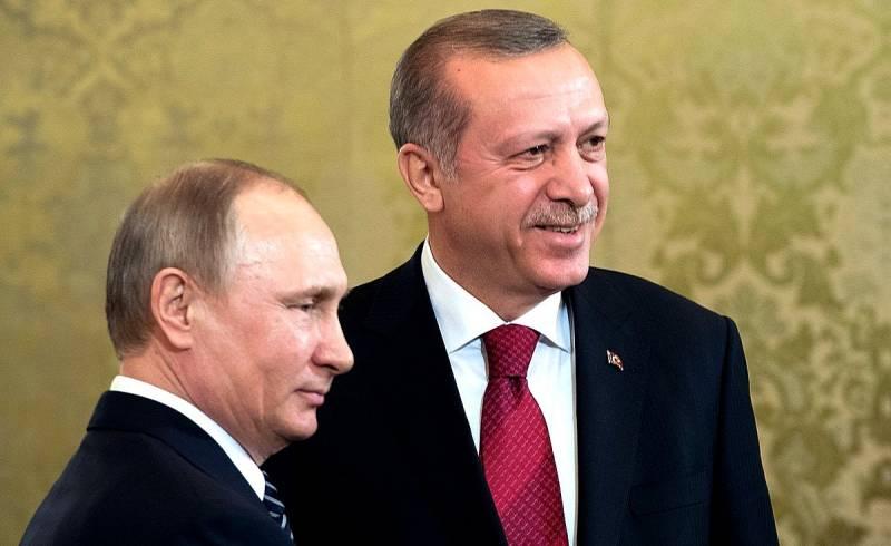 Почему США в ужасе от союза России и Турции