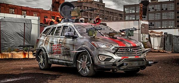 Как подготовить автомобиль к зомби-апокалипсису