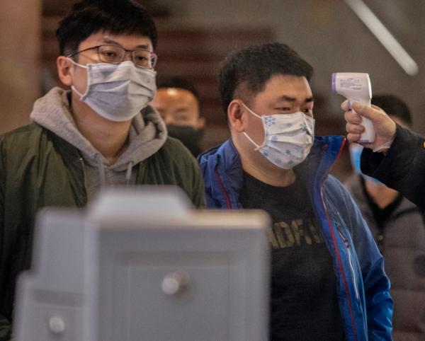 В Китае растет число заболев…