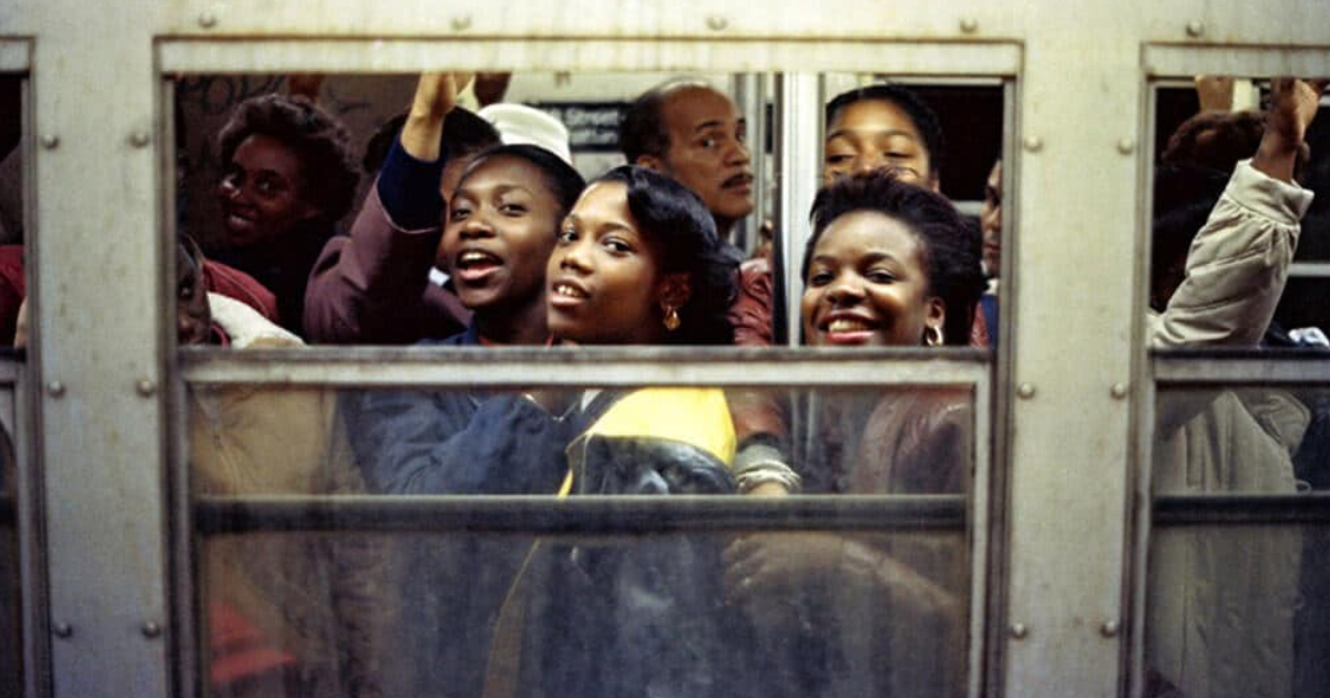 46 Vintage Photos Of New York's Subway Taken Over 40 Years Since The '80s