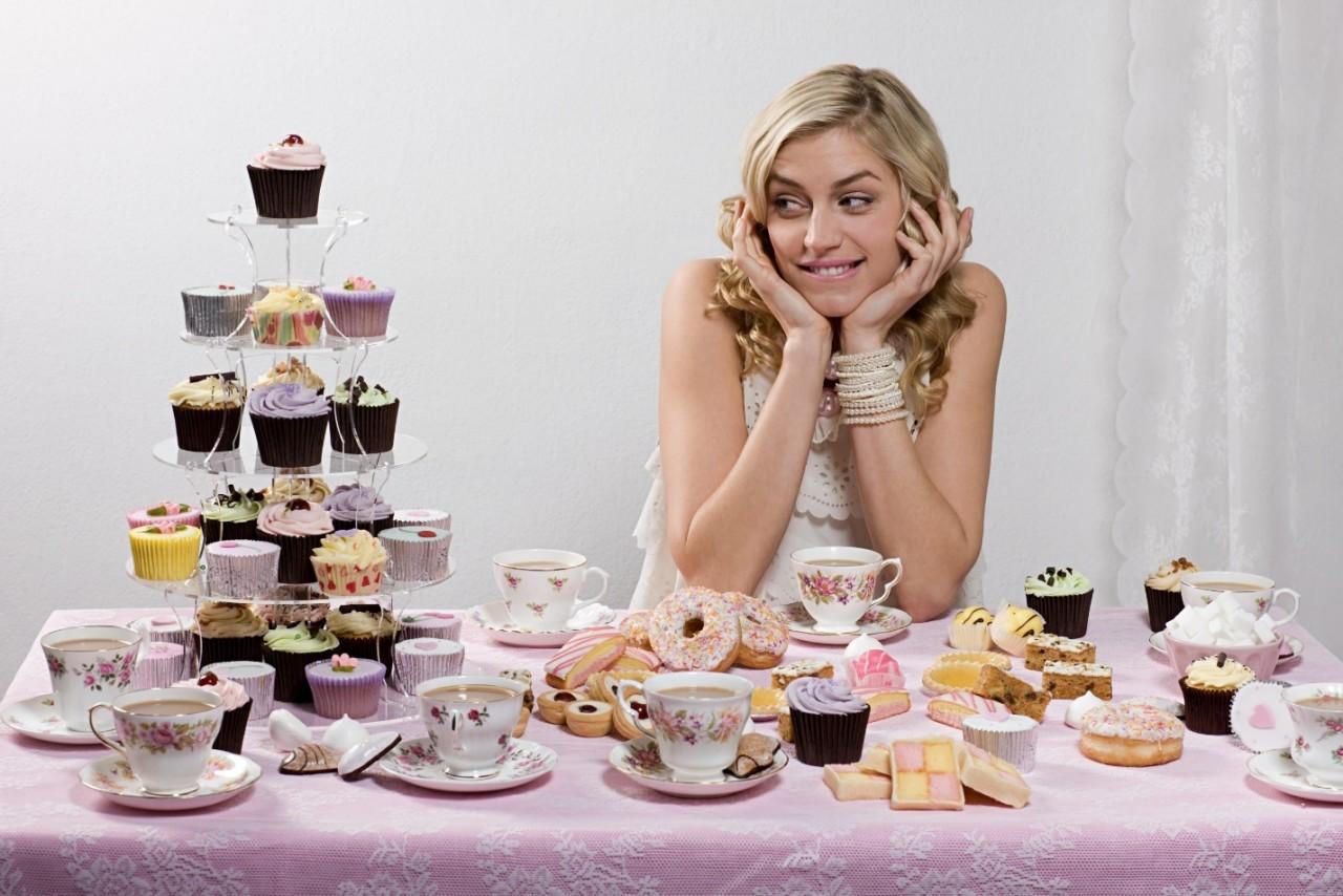 Как легко отказаться от сладкого