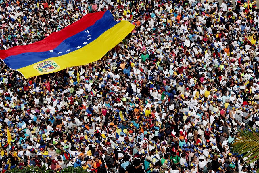 Кремль готовится сдать Мадуро?