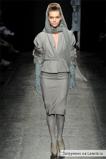 тенденции деловой моды 2012