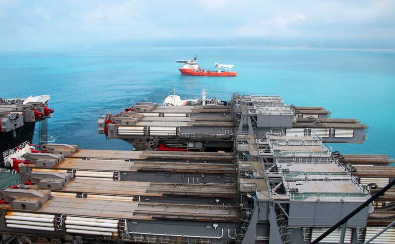 «Газпром»: по дну моря наперегонки с санкциями