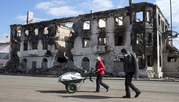 США посоветовали Киеву перекрыть Донбассу воду иэлектричество