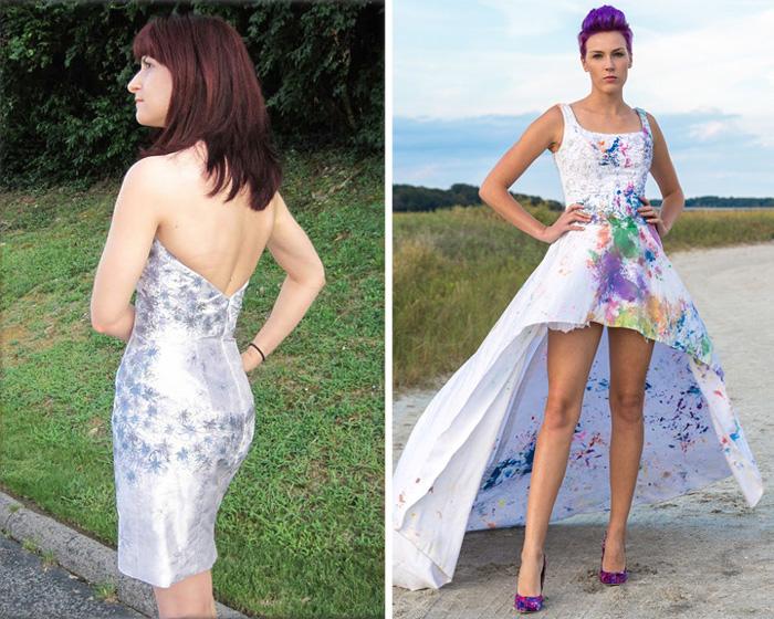 После свадьбы: 11 вариантов преображения подвенечного платья