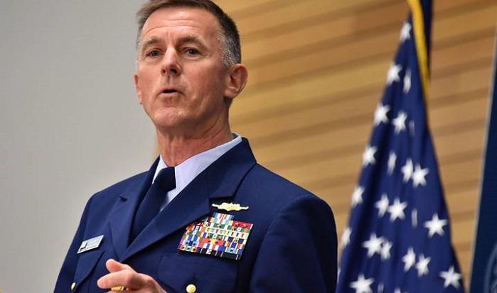 """Береговая охрана США """"по-хор…"""