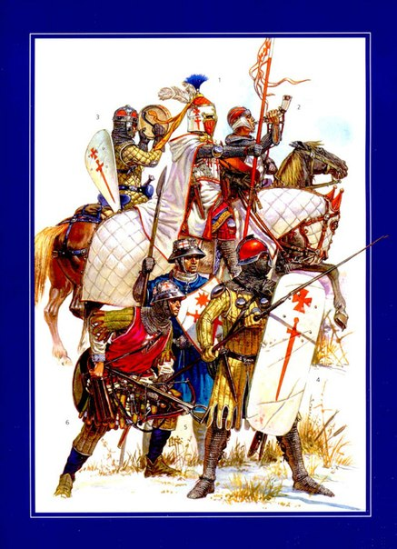 Армия крестоносцев