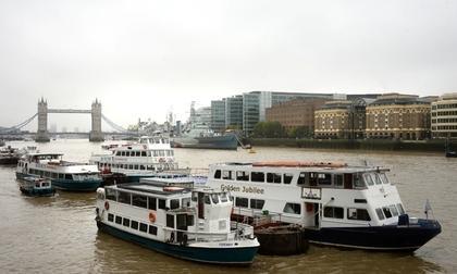 Лондону предрекли полное затопление в ближайшее время