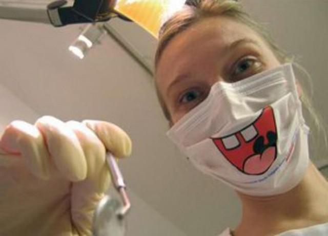 Я зубного не боюсь