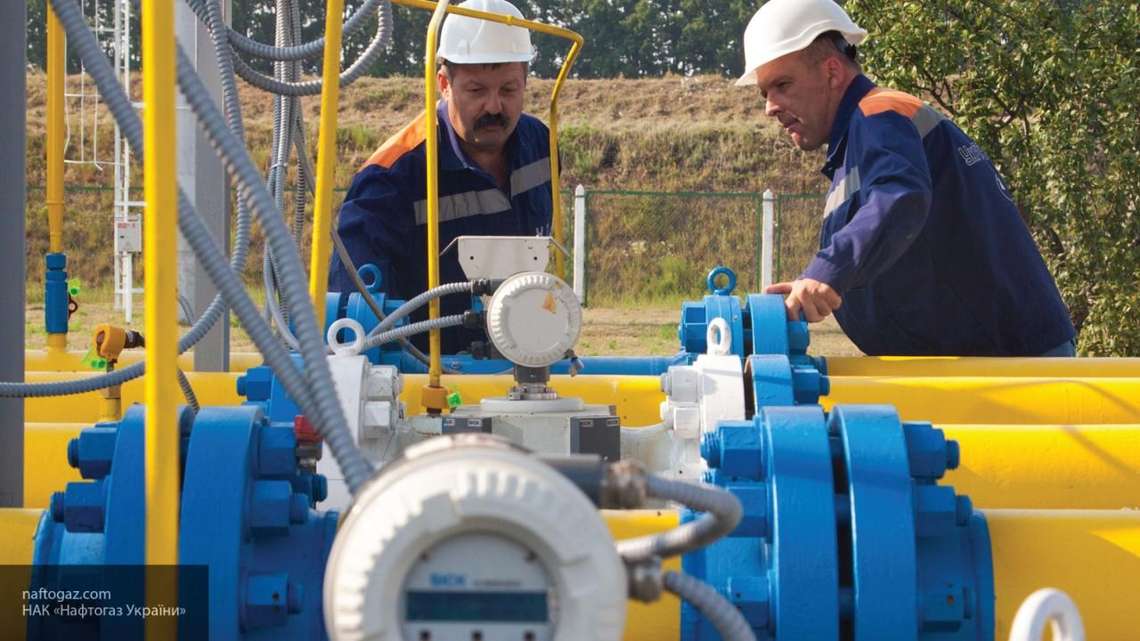 Политолог рассказал об истинном предназначении запасного плана Украины по газу