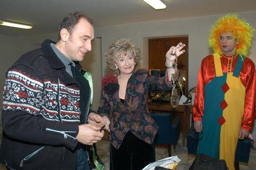 Регина Игоревна - женщина с редким чувством юмора (фото Ларисы КУДРЯВЦЕВОЙ)